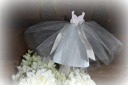 Bridal Shower Centerpiece - Your Dress Style