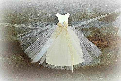 Cap Sleeve Bride Gown Banner