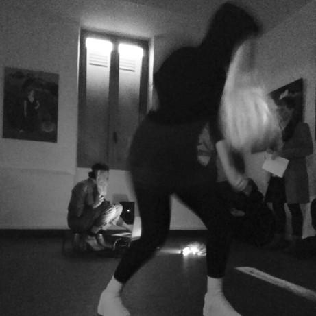 Wolf performance à Monkey Mood