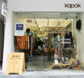 Future Fashion Lab in Kapok