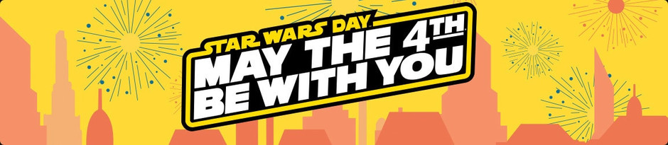 TRIP REPORT: Star Wars Day 2019