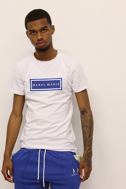 Adult signature embroidered T-shirt (unisex)