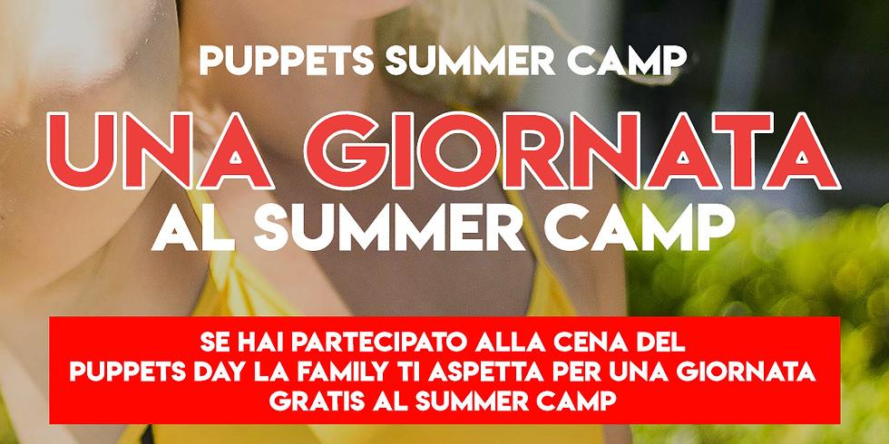 UN GIORNO AL SUMMER CAMP