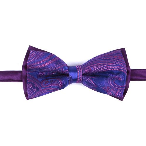 Purple Storm Bowtie