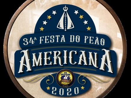 Festa do Peão de Americana anuncia a nova data