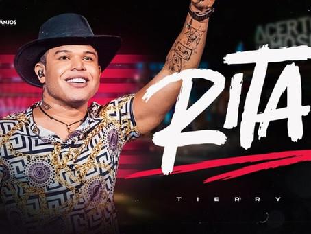"""Tierry surge no país todo com o hit """"Rita"""", conheça o cantor por trás do sucesso"""