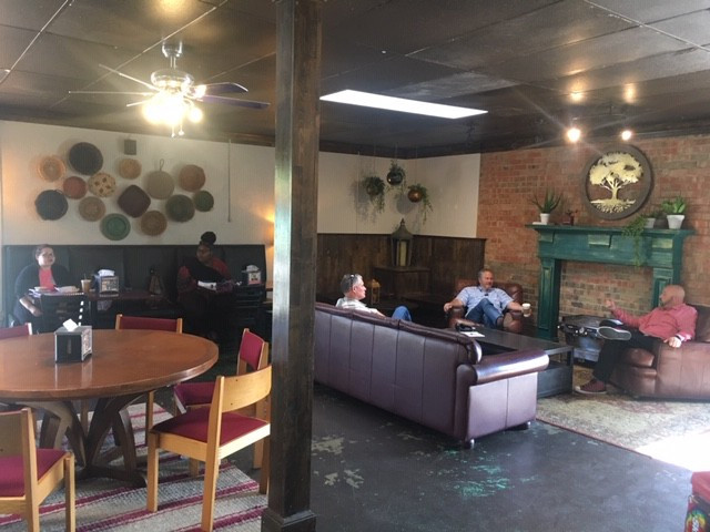 Zera Coffee in Denton, TX