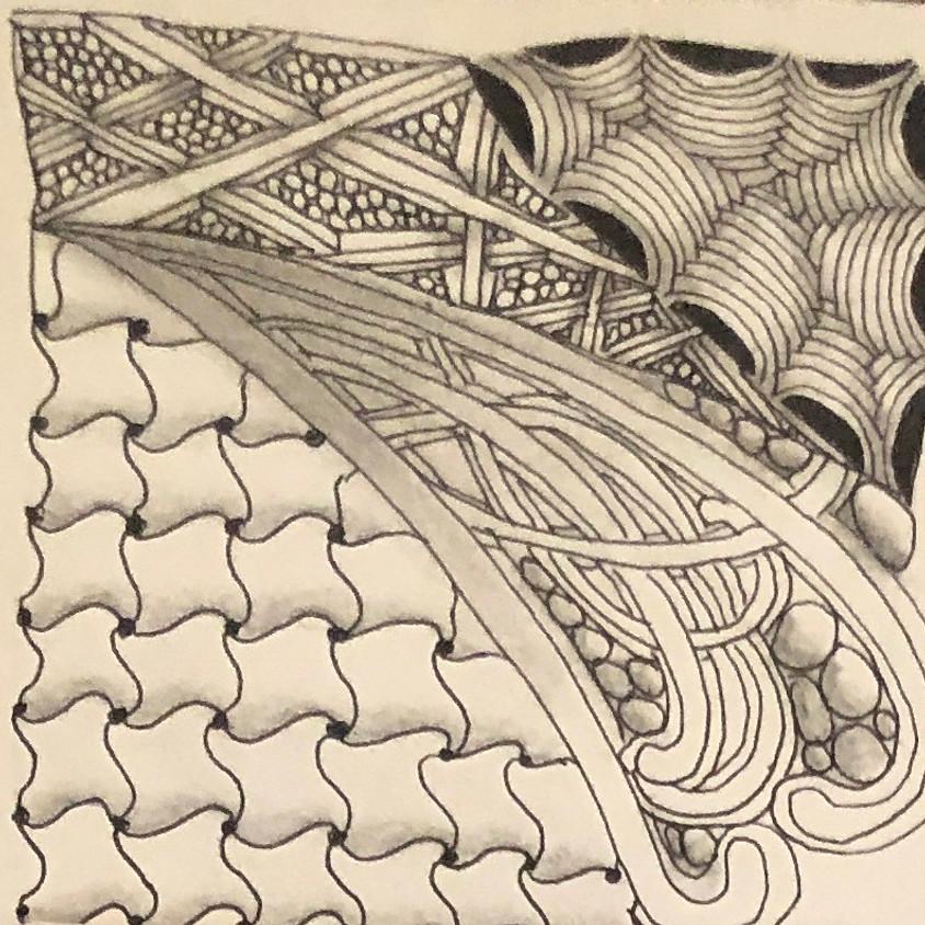Zentangle Pattern Play - Jill Smithson, CZT
