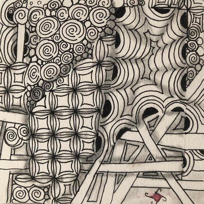Foundational Zentangle - Jill Smithson, CZT