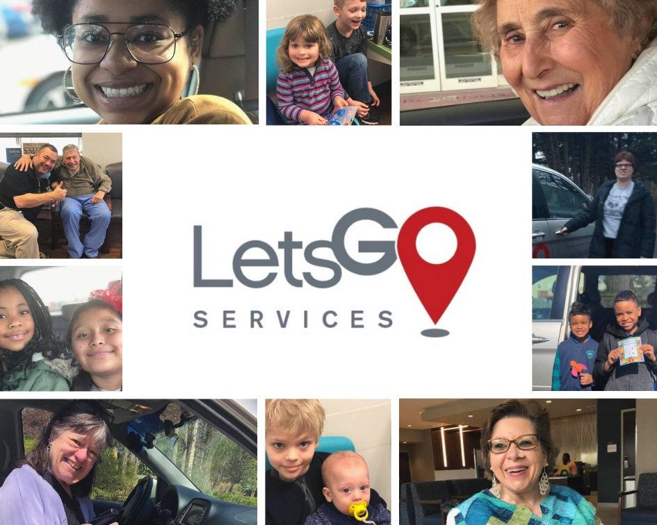 lets go services collage