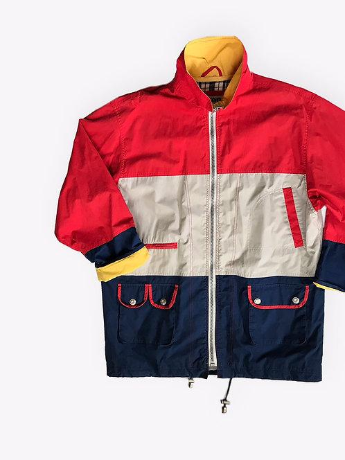 Classic Color Block Jacket