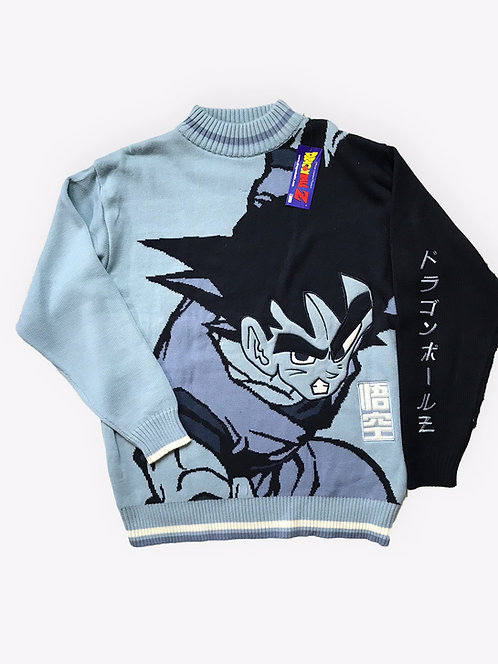 RARE  Vintage DragonBall Z Sweater