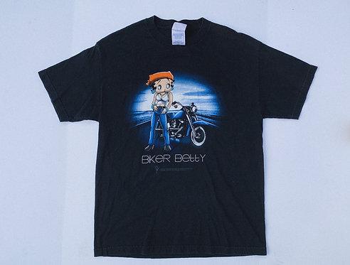 2001 Biker Betty Baddie Tee