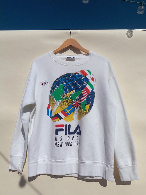 1992 FILA US Open Crew L