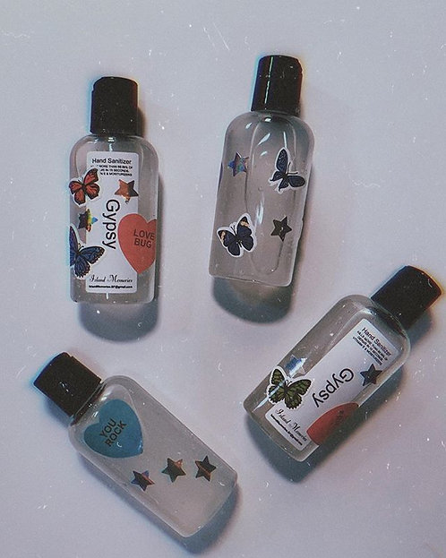 Assorted Small Batch Hand Sanitizer