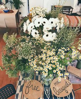 Still dreamin' of the flower workshop ho
