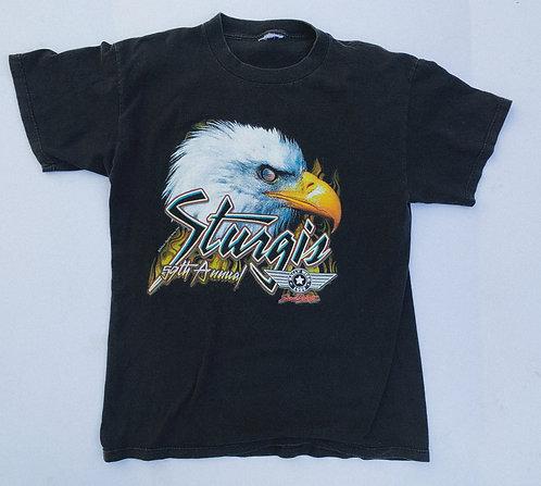 "1999 Sturgis Eagle ""Rally Week"" Tee"