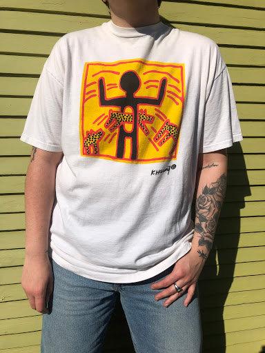 XL Keith Haring Tee