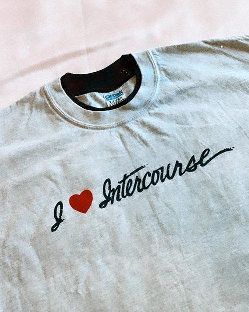 I love intercourse tee lmao L/XL