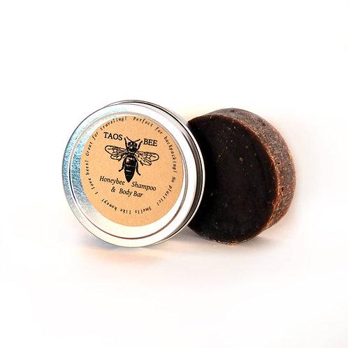 Honey Bee Shampoo & Body Bar