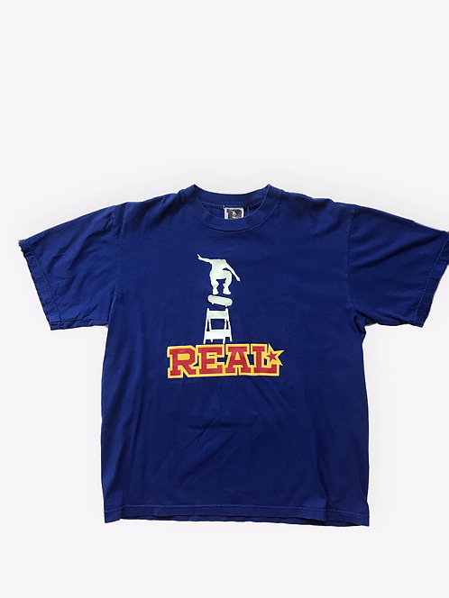 Real Skateboards Tee