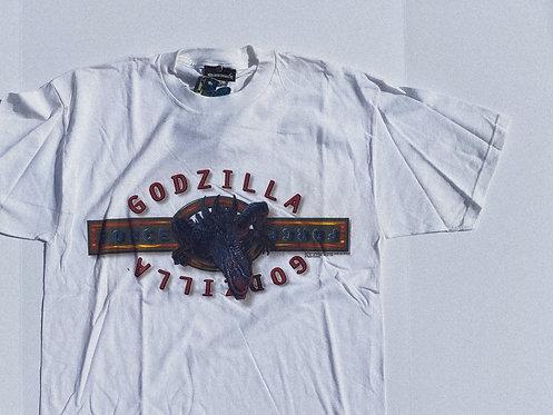 1998 Godzilla Dead Stock Movie Promo Tee L-XL