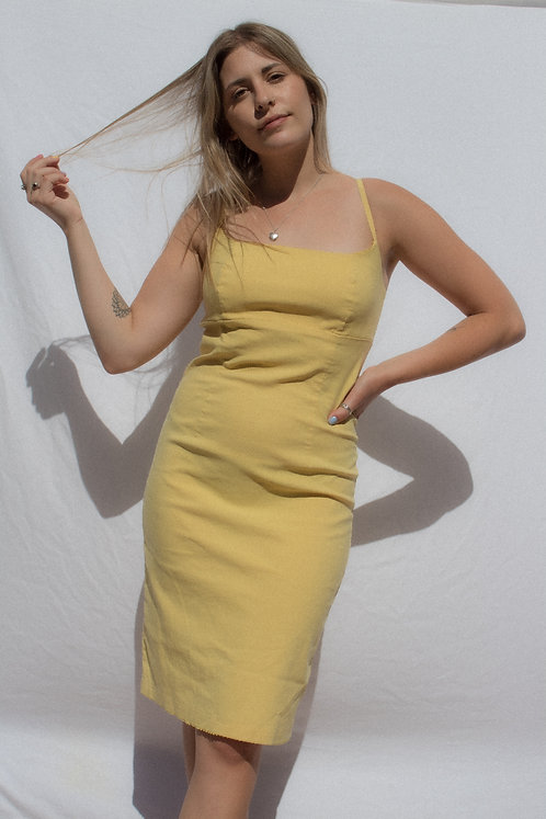 90s Lucy Love Sunshine Cute Mini S/M