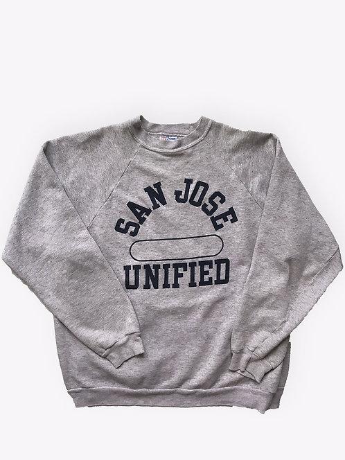 Vintage San Jose Crew