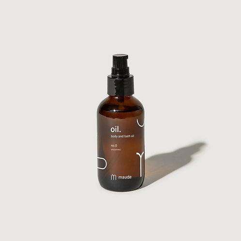 Body + Massage Oil