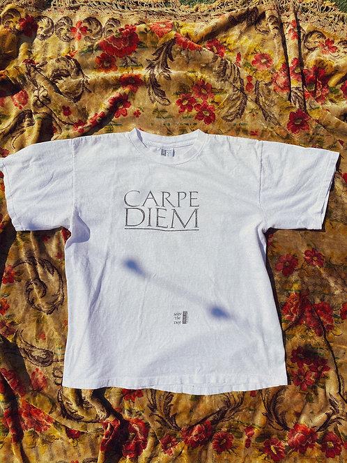 90's Carpe Diem Cool Detail Tee M-L
