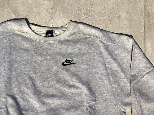 90s Nike Script Chest Logo Crew L/XL