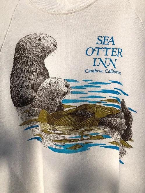 90s Sea Otter Inn Crewneck M/L