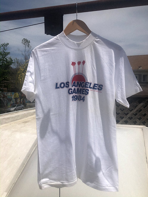 1984 LA Olympic Games Classic Tee M/L