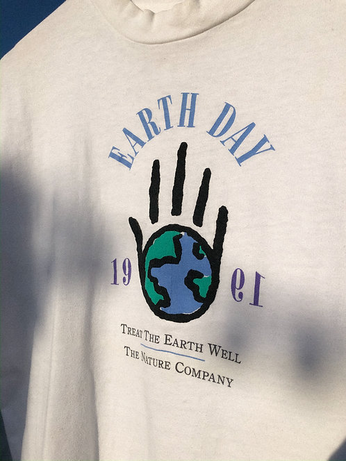 1991 Earth Day For The Children Tee M/L