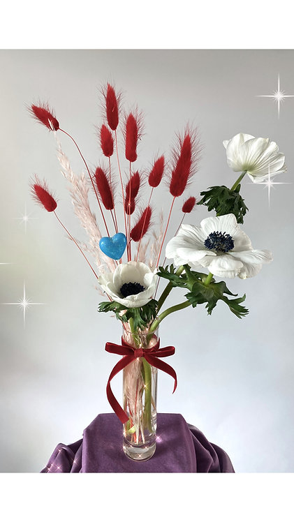 Small Valentines Day Bouquet