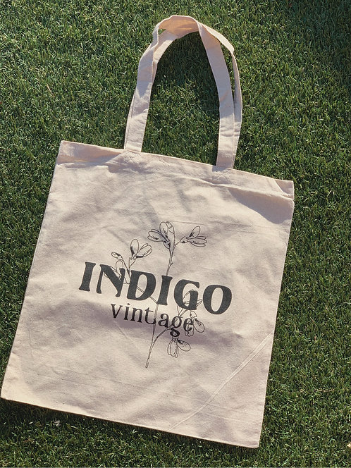 Indigo Classic Tote