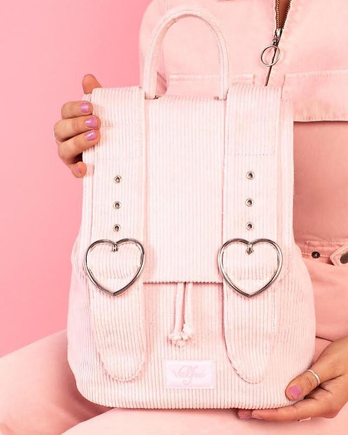 Valfre Infamous Cord Heart Backpack