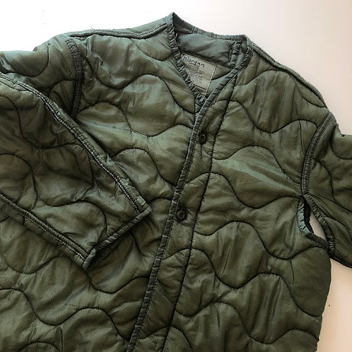 Military Green Liner Jacket