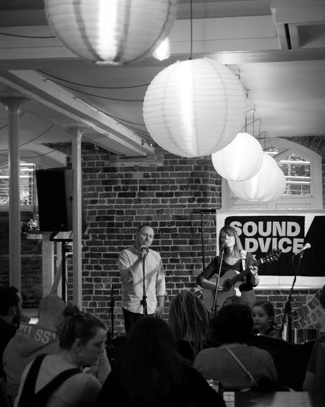 Sound Advice Gig, London
