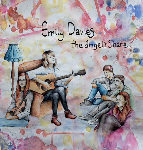 The Angel's Share EP