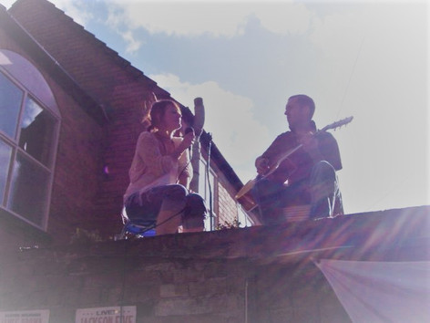 Gig on a Rooftop