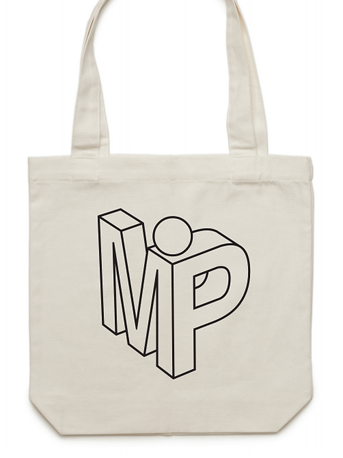 Made in Paris Logo Tote