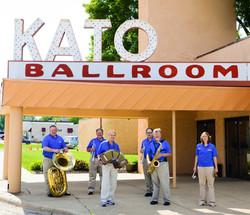Kato Ballroom 2014