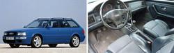 Audi 90 RS2