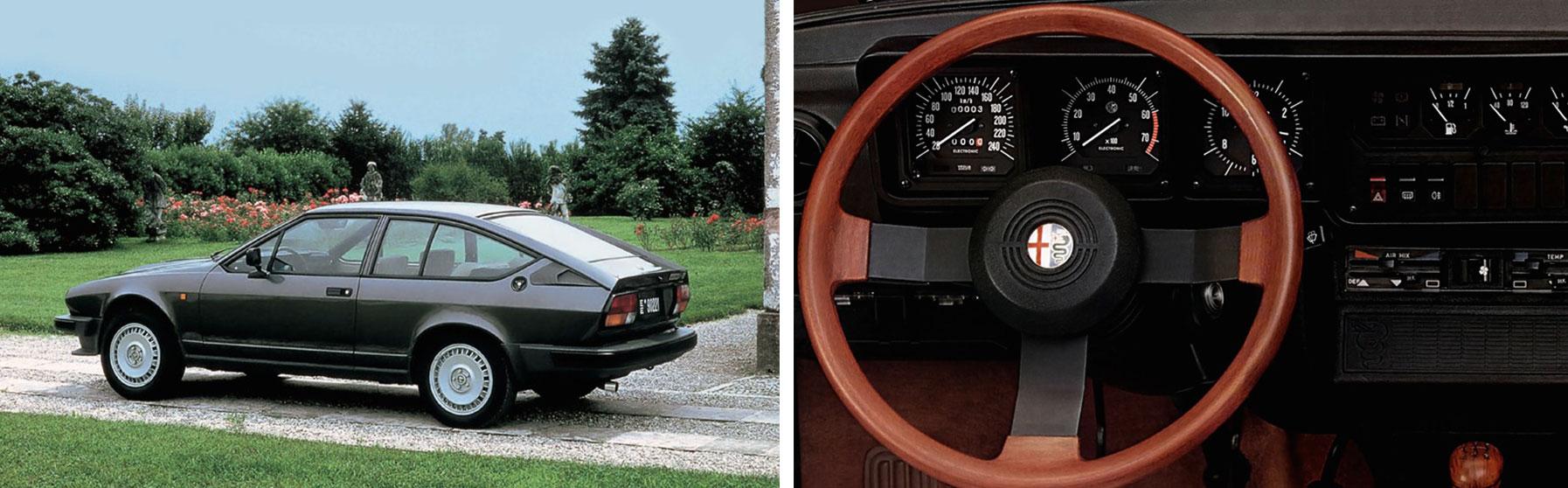 Alfa Romeo Alfetta GTV 2.5