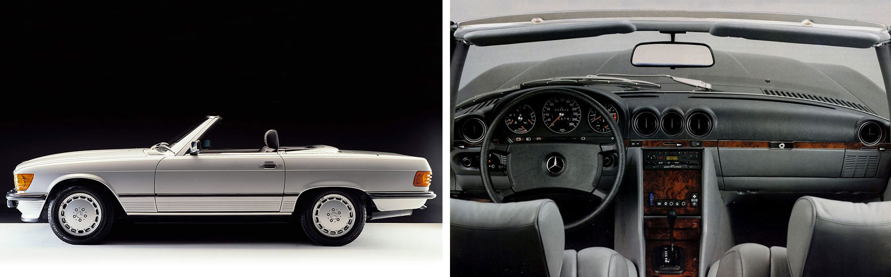 Mercedes-Benz 300SL (R107)