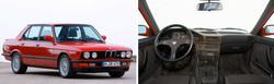 Serie M5 E28