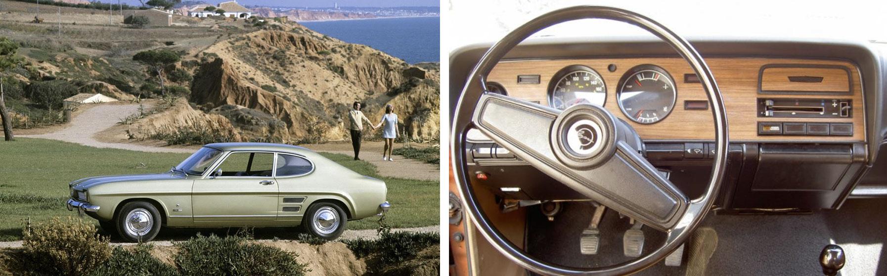 Ford Capri 2600