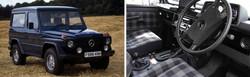 Mercedes-Benz Classe G (W460)