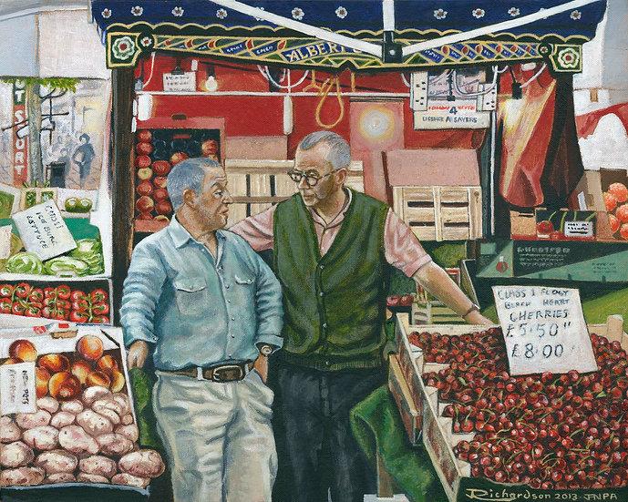 Albert Sayers & Terry Stall
